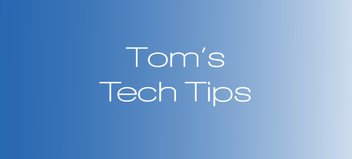 Tom's Tuesday Tech Tip: To Defrag or Not to Defrag – That is the Question for Legal Nurse Consultants