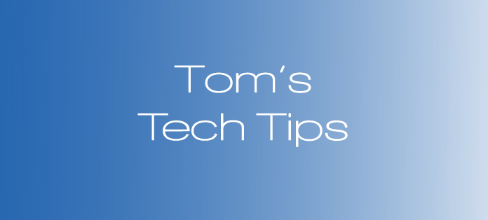 Tom's Tech Tips