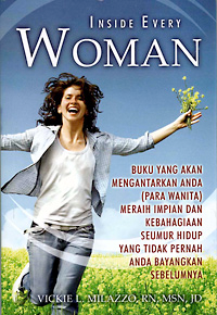 Inside Every Woman Indonesian Book