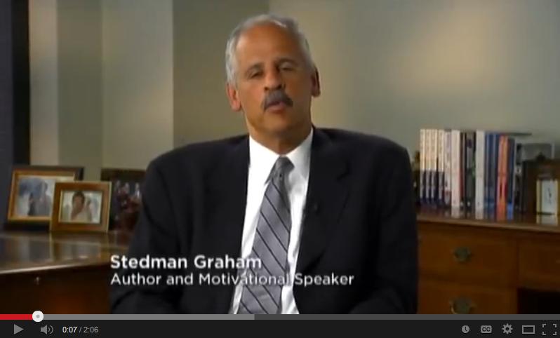 Stedman Graham video