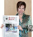 Vickie Milazzo in Houston Business Journal