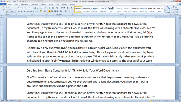 7-30-14-Toms-CLNCs-its-Time-to-Split-Your-Word-Documents