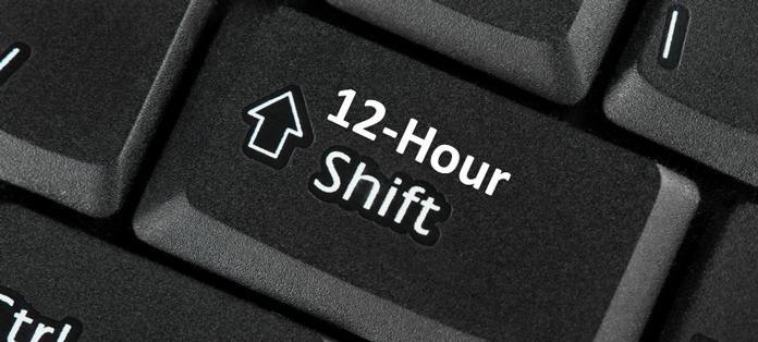 The Question of 12-Hour Shifts