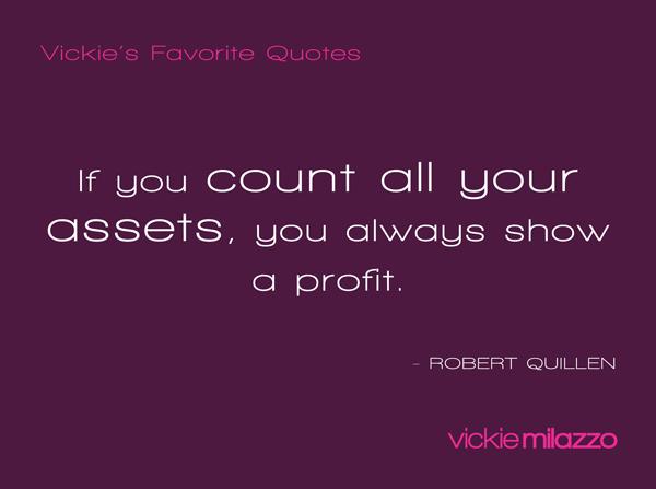 Vickie's Favorite Quotes: Robert Quillen