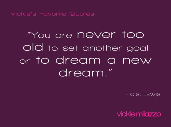 Vickie's Favorite Quotes: C.S. Lewis