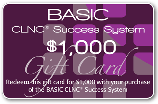 Gift Card for Basic CLNC® Success System