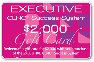 Gift Card for Executive CLNC® Success System