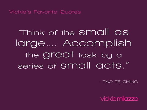 Vickie's Favorite Quotes: Tao Te Ching