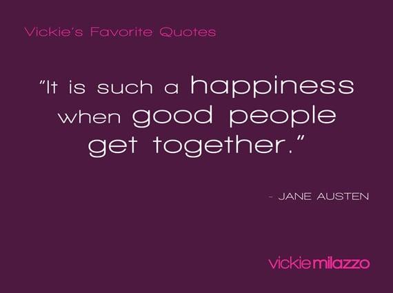 Vickie's Favorite Quotes: Jane Austen