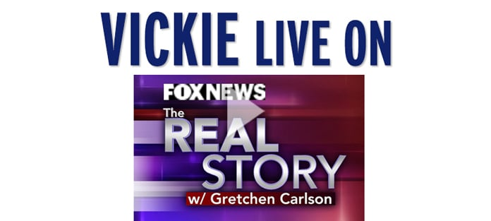 "Here's the Latest FOX Interview on ""The Real Story with Gretchen Carlson"""