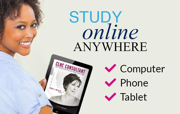 Study online anywhere with VMI