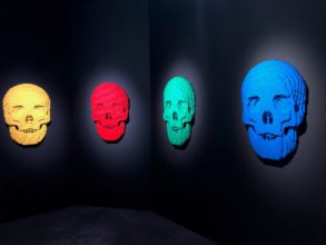 Skulls - The Art of the Brick