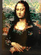 Mona Lisa - The Art of the Brick