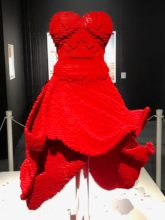 Dress - The Art of the Brick