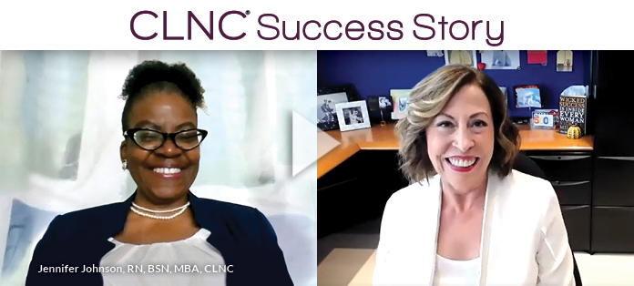 CLNC® Success Story: CLNC Consultant, Jennifer Johnson, Describes How She Designs and Plans Her Nursing Career as a Certified Legal Nurse Consultant