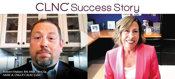 CLNC® Success Story: CLNC® Consultant Robert Malaer Shares How He Built a $1,000,000 Legal Nurse Consulting Business and Changed His Life Doing It